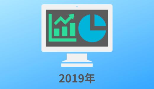 2019年 アプリ開発 収入と振り返り